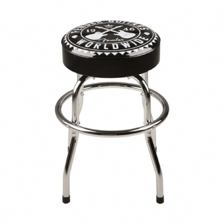 "Fender 24"" Worldwide Bar Stool"